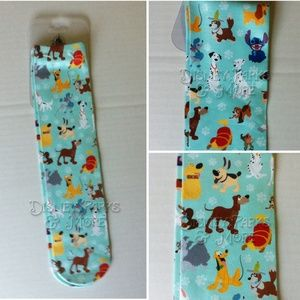 Dogs of Disney Parks Unisex Socks W 5-10/M 5-9